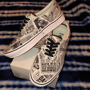 Harry Potter Vans Era 🧙‍♂️ RARE